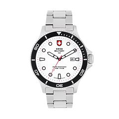 Swiss Military by Charmex(CX) Men's Stainless Steel Watch - 79292-9-C
