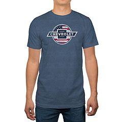 Men's Chevrolet Americana Logo Tee