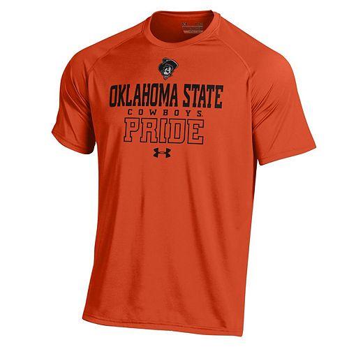 Men's Under Armour Oklahoma State Cowboys Tech Tee