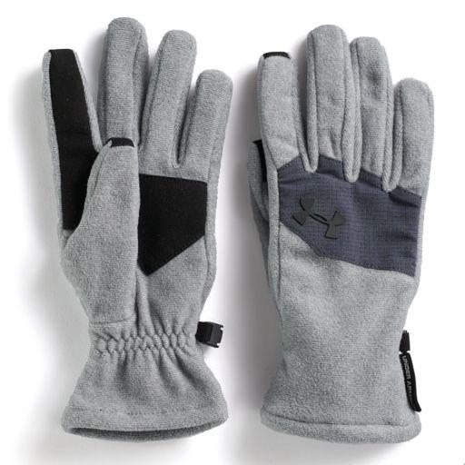 Boys 4-20 Under Armour Survivor Fleece Gloves