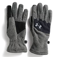 Boys 4-20 Under Armour Survivor Fleece Gloves