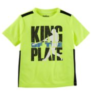 "Boys 4-12 OshKosh B'gosh® ""King of the Plate"" Baseball Tee"