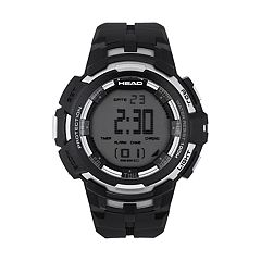 Head Men's Super G Digital Chronograph Watch - HE-104-03