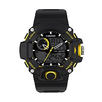 Head Men's Freeride Analog-Digital Chronograph Watch - HE-105-01