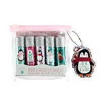 Simple Pleasures 5-pc. Merry & Bright Lip Balm Set