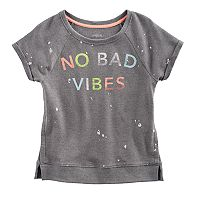 Girls 7-16 SO® Graphic Sweatshirt