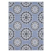 Mohawk® Home Pindall Medallion Indoor Outdoor Rug