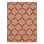 Mohawk® Home Interwoven Trellis Indoor Outdoor Rug