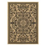Mohawk® Home Casual Medallion Indoor Outdoor Rug