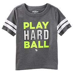 Boys 4-12 OshKosh B'gosh® 'Play Hard Ball' Baseball Tee