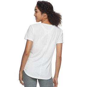 Women's Tek Gear® Core Short Sleeve Nep Tee