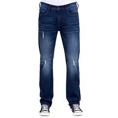 Men's Seven7Slim-Fit Straight-Leg