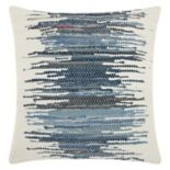Mina Victory Lifestyles Woven Ombre I Throw Pillow