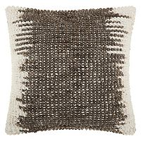 Mina Victory Lifestyles Woven Ombre II Throw Pillow