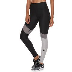 Women's Nike Power Training Mid-Rise Leggings