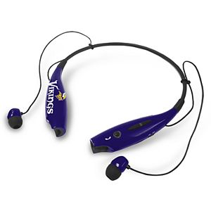 Minnesota Vikings Wireless Bluetooth Earphones