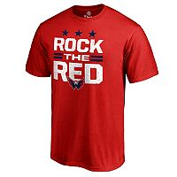 Men's Washington Capitals Rock the Red Tee