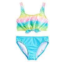 Girls 4-16 SO® Multi-color 2 pc Bikini Swimsuit Set