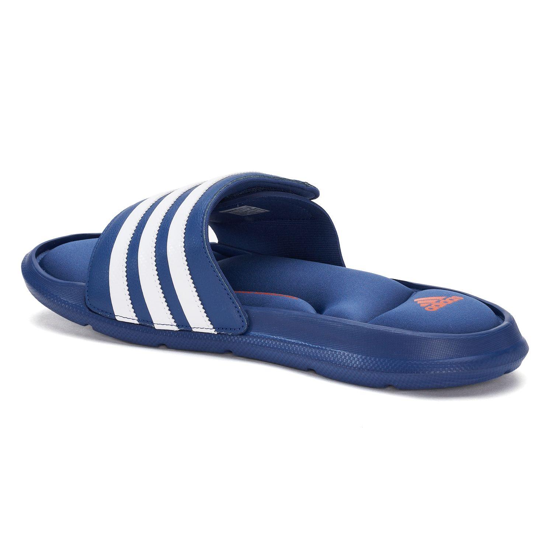 super popular f4f13 eecd1 Adidas Sandals - Shoes   Kohl s