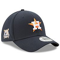 Adult New Era Houston Astros 39THIRTY 2017 Postseason Flex-Fit Cap