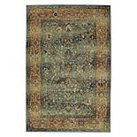 Mohawk® Home Studio Aksel EverStrand Framed Floral Rug
