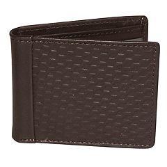 Buxton Bellamy RFID-Blocking Front-Pocket Slimfold Wallet