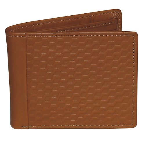 Buxton Bellamy RFID-Blocking Front-Pocket Slimfold Wallet