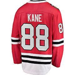 Men's Majestic Chicago Blackhawks Patrick Kane Breakaway Jersey