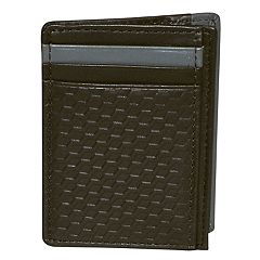 Buxton Bellamy RFID-Blocking Front-Pocket Get-Away Wallet