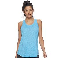 Women's Tek Gear® Burnout Racerback Tank