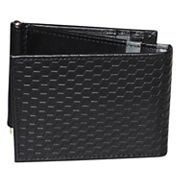 Buxton Bellamy RFID-Blocking Z-Fold Wallet with Money Clip