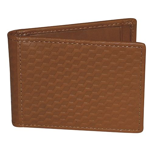 Buxton Bellamy RFID-Blocking Front-Pocket Flip Wallet