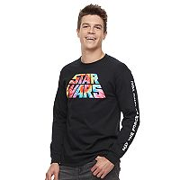 Men's Star Wars Tie-Dye Graphic Tee