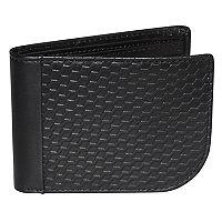 Buxton Bellamy RFID J-Fold Wallet