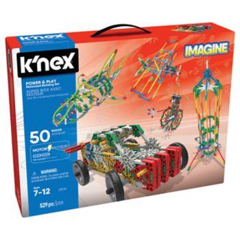 K'NEX Imagine Power & Play Motorized Building Set