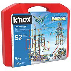 K'NEX Imagine 25th Anniversary Ultimate Builder's Case