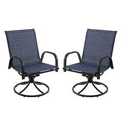 SONOMA Goods for Life™ Coronado Patio Swivel Chair 2 pc Set