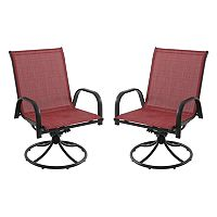 SONOMA Goods for Life™ Patio Swivel Chair 2 pc Set
