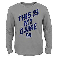 Boys 4-7 New York Giants My Game Tee