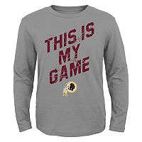 Boys 4-7 Washington Redskins My Game Tee