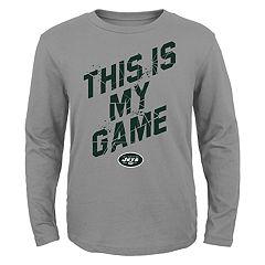 Boys 4-7 New York Jets My Game Tee