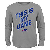 Boys 4-7 Buffalo Bills My Game Tee