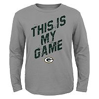 Boys 4-7 Green Bay Packers My Game Tee