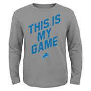 Boys 4-7 Detroit Lions My Game Tee