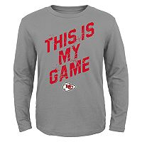 Boys 4-7 Kansas City Chiefs My Game Tee