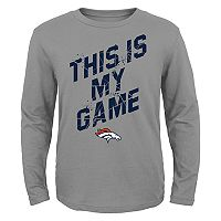 Boys 4-7 Denver Broncos My Game Tee