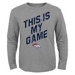 Boys 4-7 Denver Broncos My Game Tee