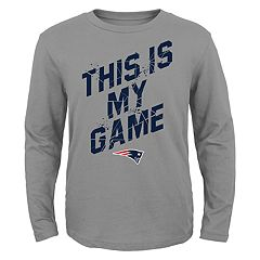 Boys 4-7 New England Patriots My Game Tee