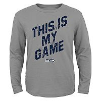 Boys 4-7 Seattle Seahawks My Game Tee