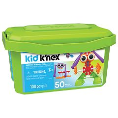K'NEX Budding Builders Building Set